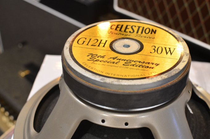 Falante Celestion G12H 70th Anniversary Especial Edition 16 Ohm