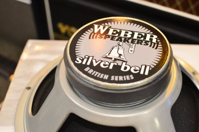 "Falante Weber Silver Bell 12"" 16 Ohm British Series"