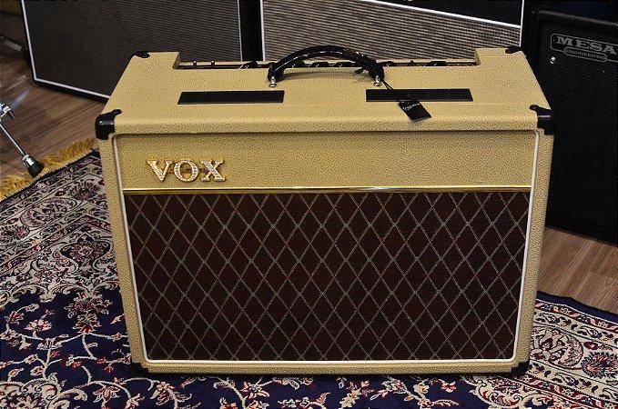 Amplificador VOX AC15 C1 Limited Edition Cream