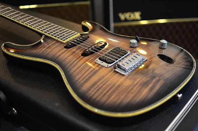 Guitarra Ibanez SAS36 FM Neck Thru