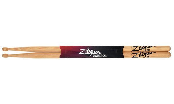 Baqueta Zildjian 5B Select Hickory