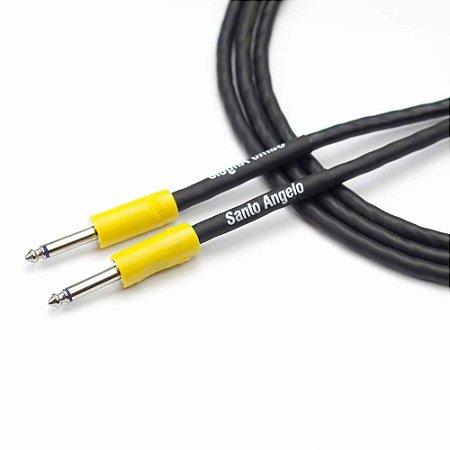 Santo Angelo Speaker Cable 5 Metros P10/P10