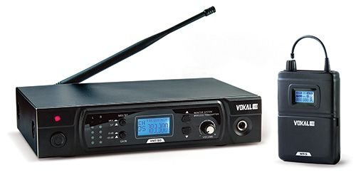 Sistema Vokal Monitor Wireless Ear VMT50 (Sem fone)
