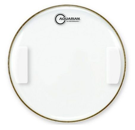 "Pele Aquarian 13"" Hi-Performance Snare Side (Resposta Caixa)"