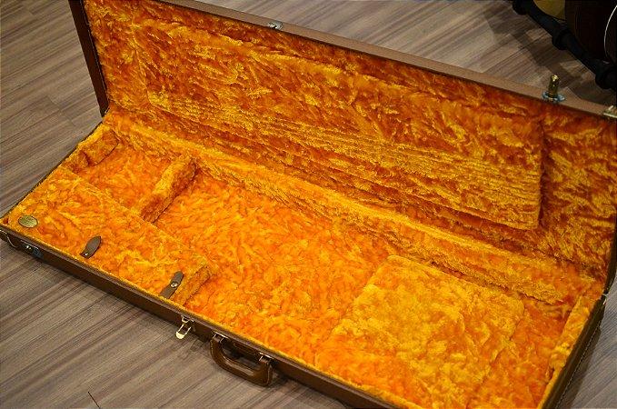 Case Fender Deluxe Brown ´60s G&G
