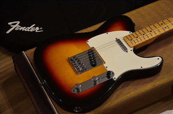 Guitarra Fender Telecaster Standard (Trastes Inox)