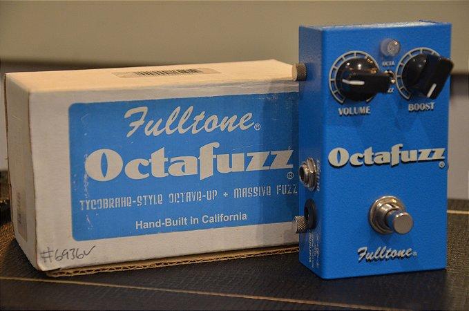 Pedal Fulltone OctaFuzz