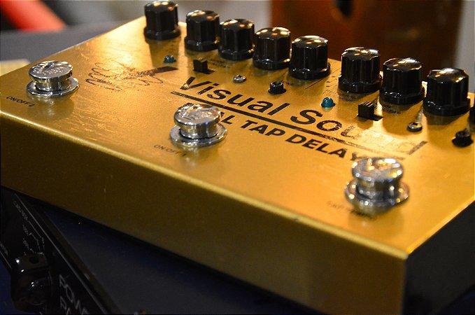 Pedal Visual Sound Dual Tap Delay