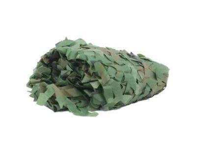 Rede de camuflagem Forest NTK Tático Camuflado