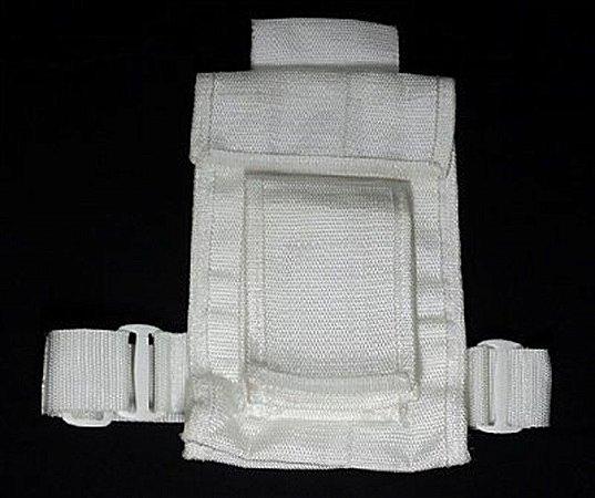 Bornal BOPE Pequeno (branco)