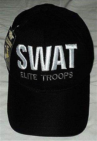 Boné SWAT Elite Troops