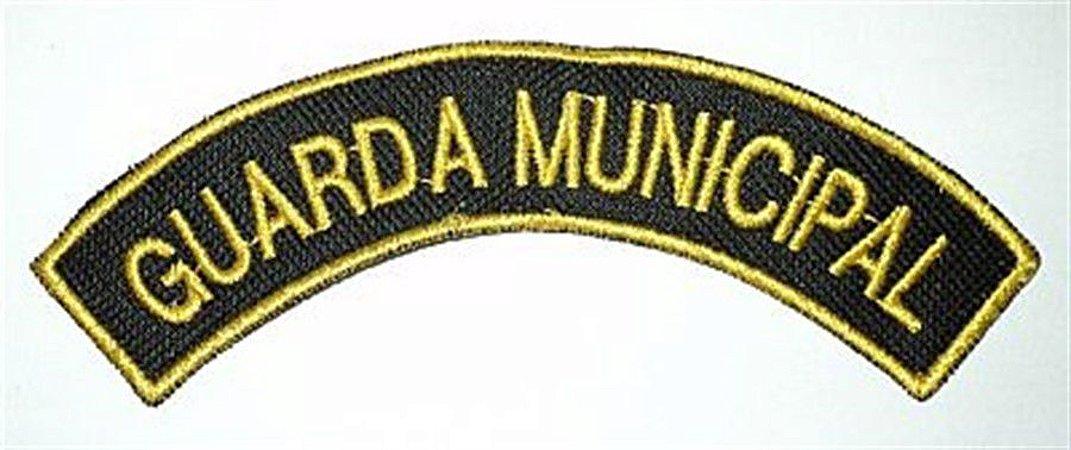 Listel bordado GUARDA MUNICIPAL
