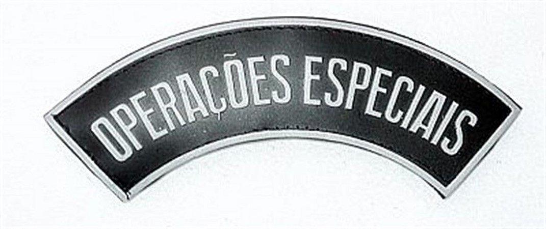 Listel emborrachado OPERAÇÕES ESPECIAIS