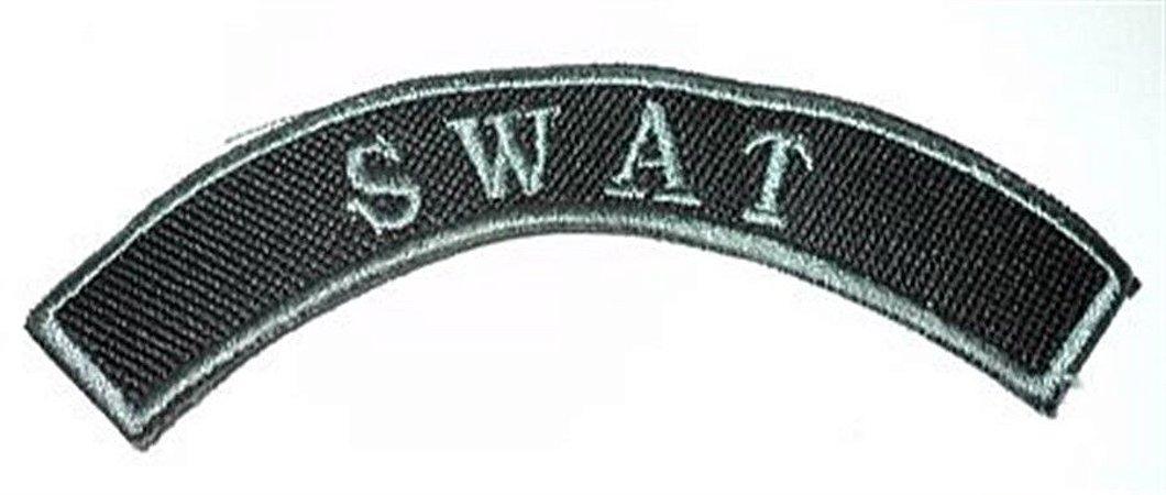 Listel bordado SWAT