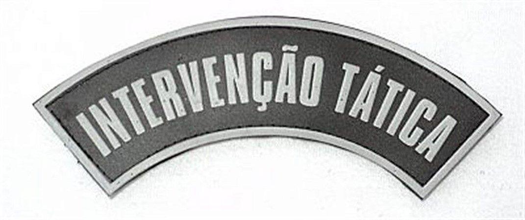 Listel emborrachado INTERVENÇÃO TÁTICA