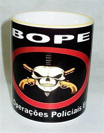 """CANECA """"BOPE"""""""