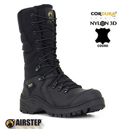 COTURNO MILITAR 8995-1. BLACK AIRSTEP