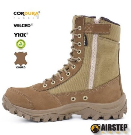 EASY BOOT 8628-35 COYOTE BOOT LIGHT AIRSTEP