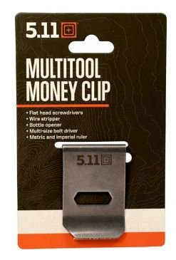 MULTITOOL MONEY CLIP 5.11
