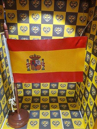 BANDEIRA DE MESA ESPANHA