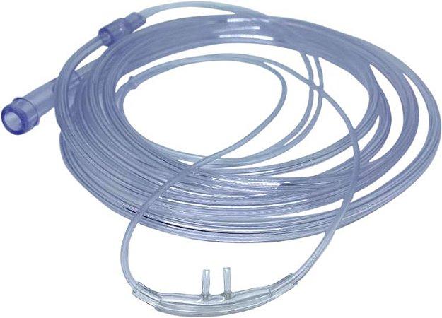 Cateter Nasal De Oxigênio / Silicone - Neonatal