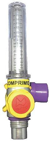 Fluxômetro De Ar Comprimido