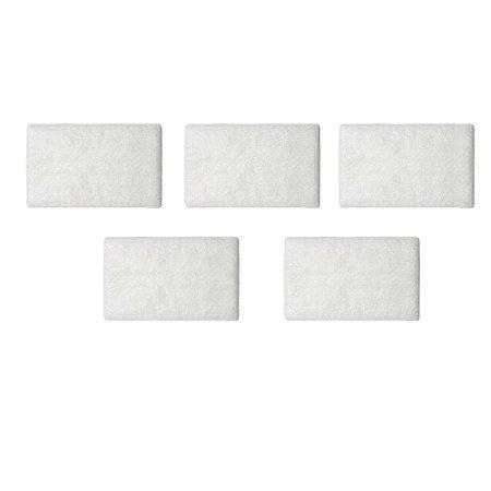 Filtro Ultra Fino Branco Para CPAP S9 - 5 Unidades