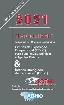 Livro TLVs® e BEIs® - 2021 EM PORTUGUÊS