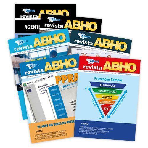 Assinatura da Revista da ABHO