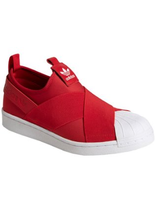 Tênis Adidas Slip-On Superstar - EX4626
