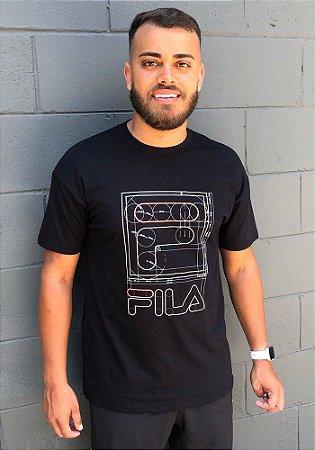 Camiseta Fila Logo Heritage - LS180825