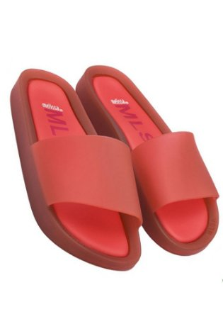 Chinelo Melissa Beach Slide