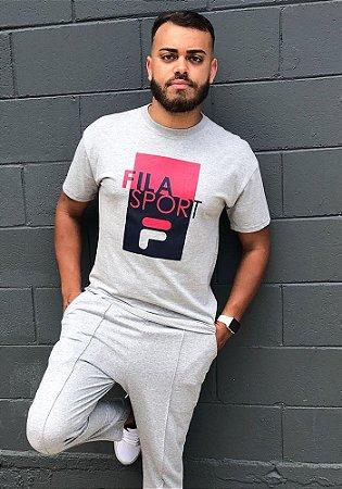 Camiseta Fila Acqua Sport - LS180783