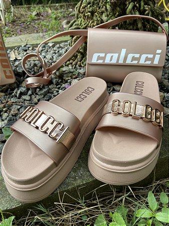 Sandália Colcci Flatform Maite - 801.01.02310