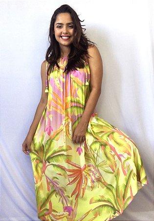 Vestido Farm Midi Bananal - 289415