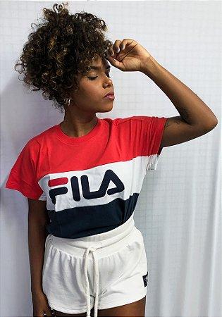 Camiseta Fila Maya - F12L518085