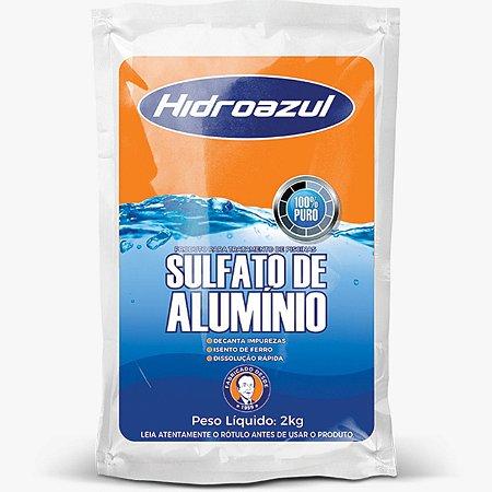 Sulfato de Alumínio Isento de Ferro 25 kg