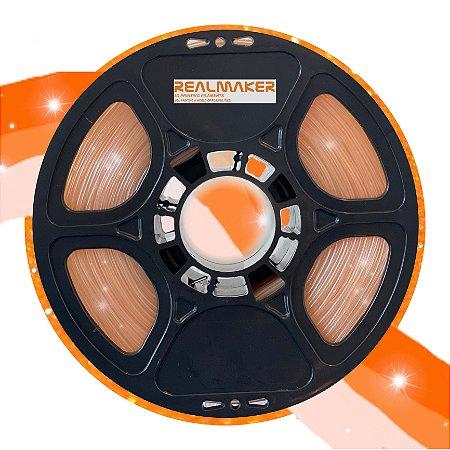 Filamento 001-2 - TPU pêssego