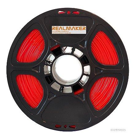 Filamento 001-5 - TPU red hot
