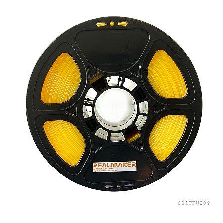 Filamento 001-9 - TPU amarelo