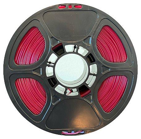 Filamento 602-C- ABS Cristal Ruby
