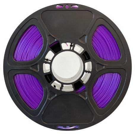 Filamento 603-C- ABS Cristal Violeta