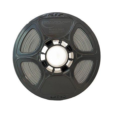 Filamento 600-02 - ABS Cinza FLEX