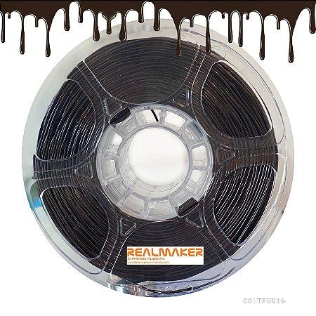 Filamento 010-7 - TPU Marrom Chocolate