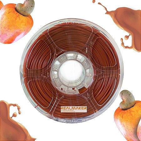Filamento 300-005- PETG caramelo
