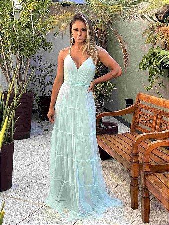Vestido Bela