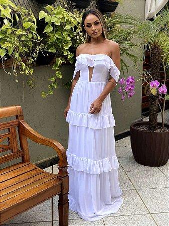 Vestido Flor