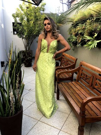 Vestido Léia