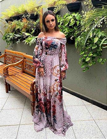 Vestido Suelen