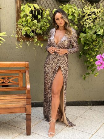 Vestido Tânia